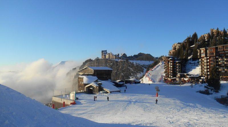 Station sport d'hiver France