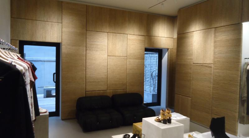 Agencement boutique de luxe et magasin de prestige
