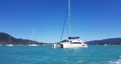 croisière voilier Antilles