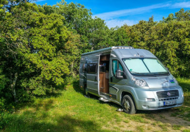 Combien coûte une location de camping-car