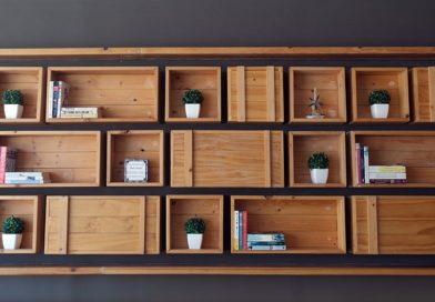 décorer avec des meubles en bois