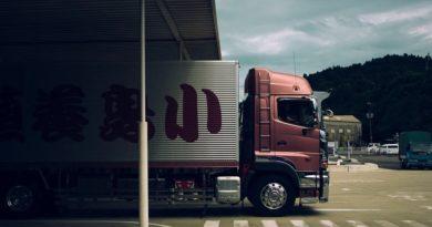 camion de transport