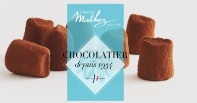 truffe au chocolat made in France, Mathez
